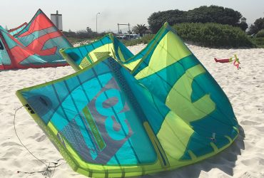 Fone Bandit 5m 2018 Kite, bag & bar