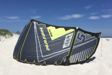 Naish Slash 2018 5m Kite, Bar & Bag